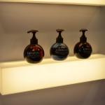 Podświetlane półki z pmma
