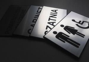 Tabliczki drzwiowe grawerowane Częstochowa