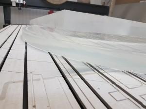 Frezowanie CNC plexi Częstochowa