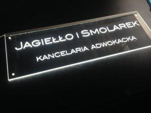 Podświetlany prezenter z plexi Częstochowa