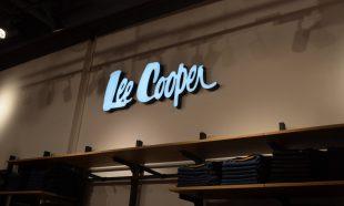 litery 3d logo podświetlane LED
