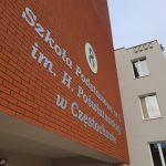 litery szkoła