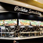 menuboardy litery 3d restauracja Paleta Smaków